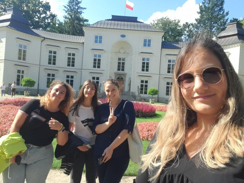 Participants Erasmus+